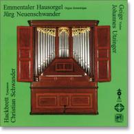 Emmentaler Hausorgel – Geige – Hackbrett
