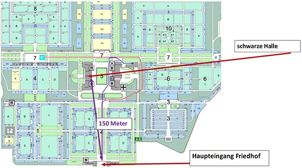 Schwarze-Halle