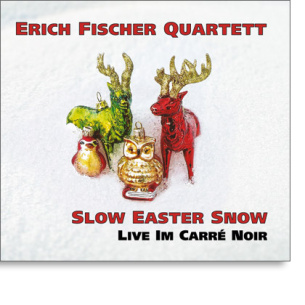 Slow Easter Snow